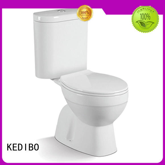 Custom various fashionable 1 piece toilet KEDIBO elegant