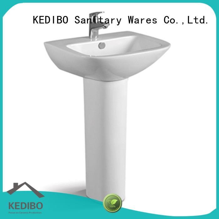 up-and-coming pedestal wash basin washroom export for school