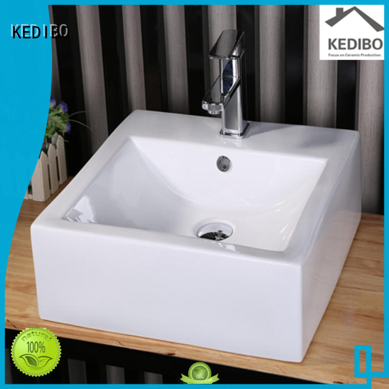 teardropshaped art basin big mounting KEDIBO company