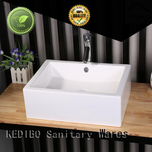 height thin corner semiembedded toilet wash basin design KEDIBO Brand