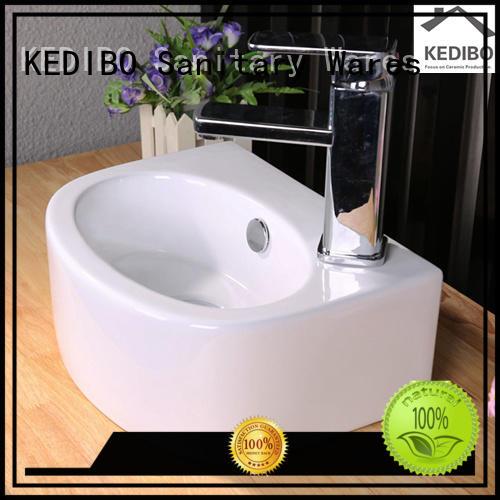 export certificate KEDIBO Brand art basin